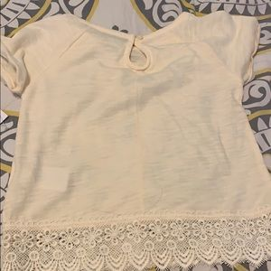 Old Navy Shirts & Tops - Cream blouse